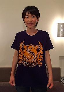 Tシャツネイビー表